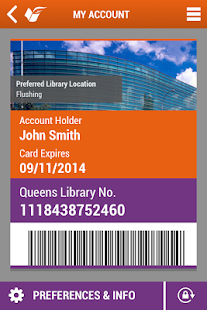 Queens Library- screenshot thumbnail