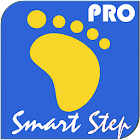 Smart Step Pedometer Pro icon