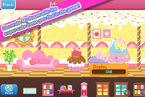 Hello Kitty Tap and Run - screenshot