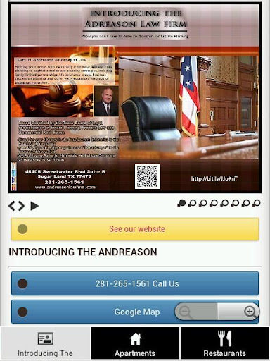 Introducing The Andreason Law