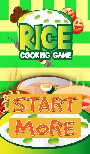 Juegos de cocinar arroz