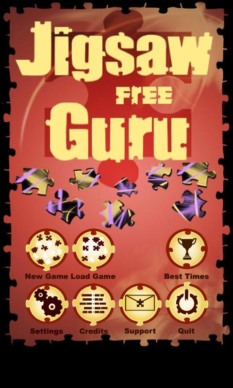 Jigsaw Guru Free - screenshot