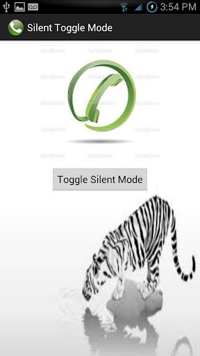 Silent Toggle Mode