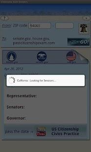 US Citizenship State Answers- screenshot thumbnail