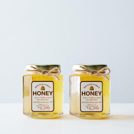 Orange Blossom Honey (2 Jars)