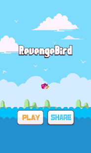 Revenge Bird -Crush tiles - screenshot thumbnail