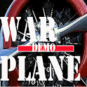 war plane demo icon