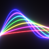 Nexus Neon Wave PRO HD LWP