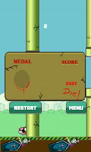 #ScaryBird - screenshot thumbnail