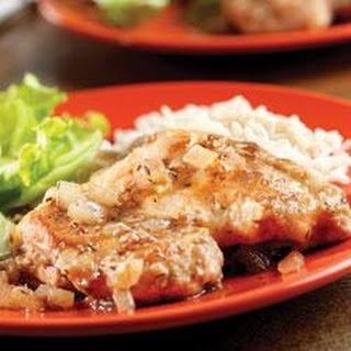 Savory Balsamic Herb Chicken