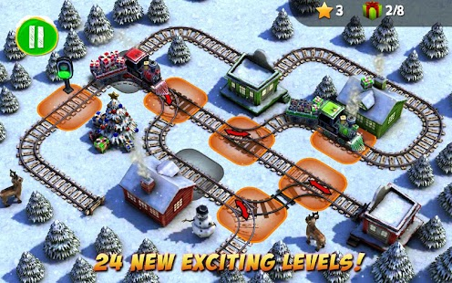 Train Crisis Christmas- screenshot thumbnail