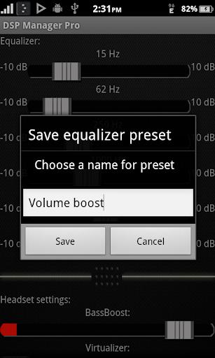 【免費音樂App】DSP Manager & Equalizer Pro-APP點子