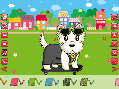 Dress Up! Cute Puppies- screenshot thumbnail