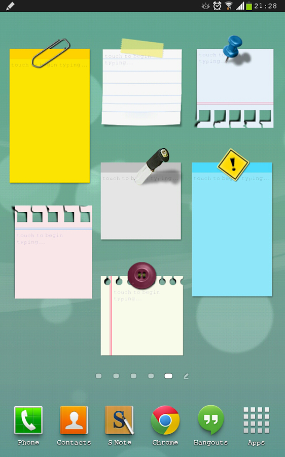 Sticky Notes + Widget - Android Apps on Google Play
