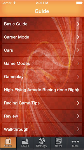 Tips Guide for Asphalt 8