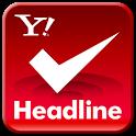 Yahoo!ヘッドライン icon