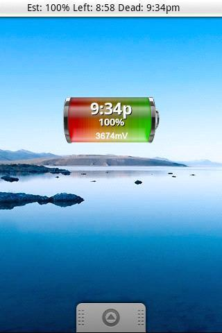 Battery Left PRO- screenshot