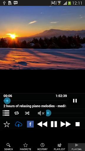 【免費媒體與影片App】Music Play Tube-APP點子