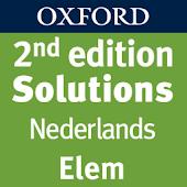 Solutions Elem 2e ed VocApp NL