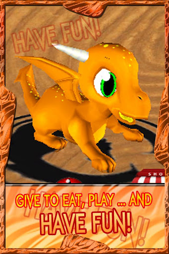 【免費休閒App】Dragon Pet Games-APP點子