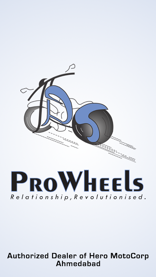ProWheels Automotive - Hero- screenshot