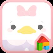 OguDuck_pinkDodolLauncherTheme