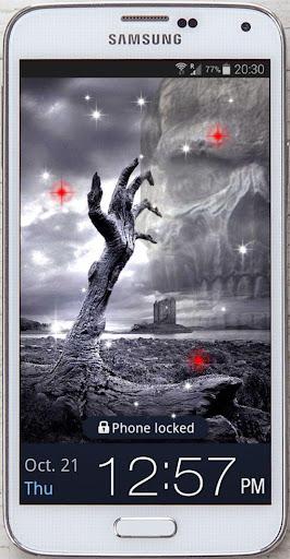 Zombie Attack live wallpaper