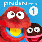 Finden English STEP1