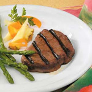 Luau Beef Tenderloin Steaks