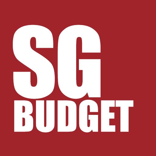 Singapore Budget LOGO-APP點子