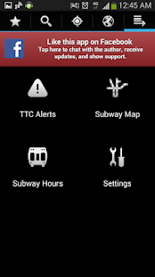 Transit Now Toronto for TTC + - screenshot thumbnail