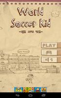 Screenshot of WORLD SOCCER KID