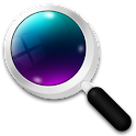 Super Magnifier glass icon