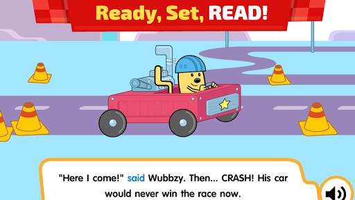 Wubbzy's Racecar