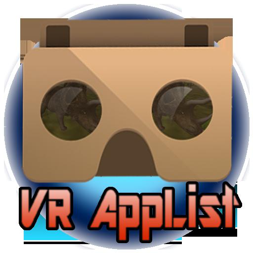 VR App List, CardBoard,카드보드 工具 App LOGO-硬是要APP