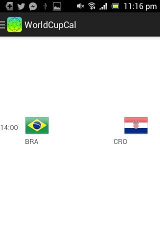 Calendario World Cup 2014 v.2