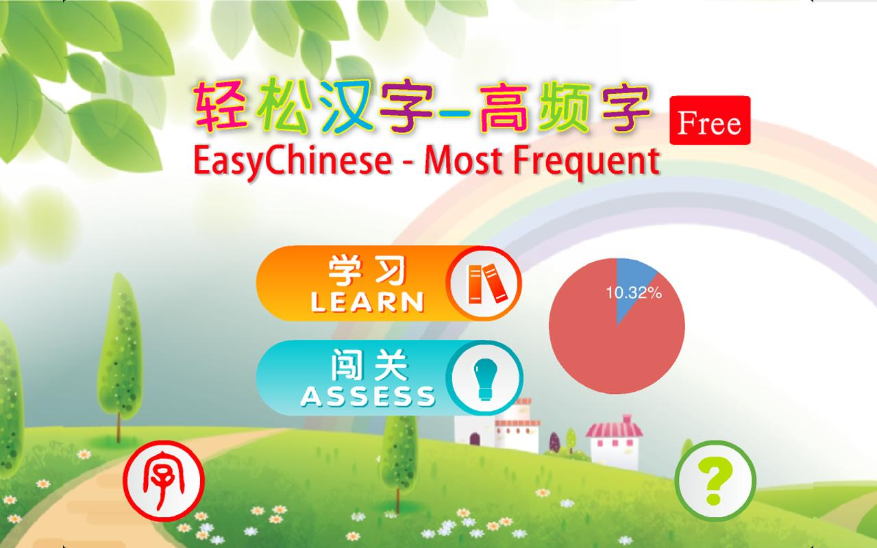 EasyChinese–Most Commonly Used - screenshot