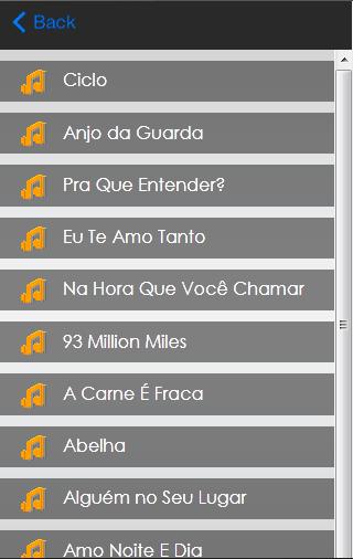 【免費娛樂App】Jorge e Mateus Letras-APP點子