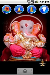 Ganpati Ganesh Live Wallpaper - screenshot thumbnail