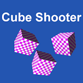 Cube Shooter - 1minute