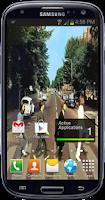 Screenshot of Abbey Road Walk Live Wallpaper
