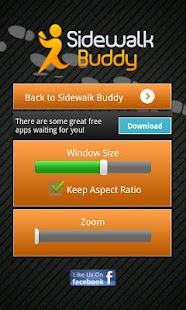 Sidewalk Buddy - screenshot thumbnail
