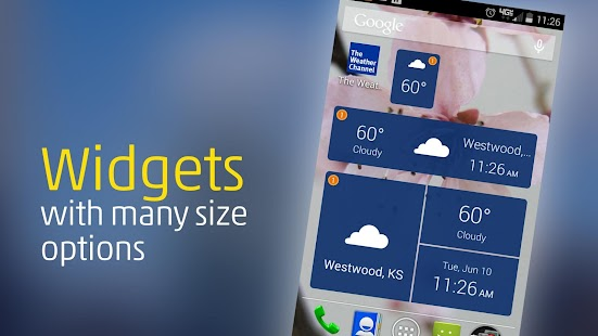 The Weather Channel Screenshot 41