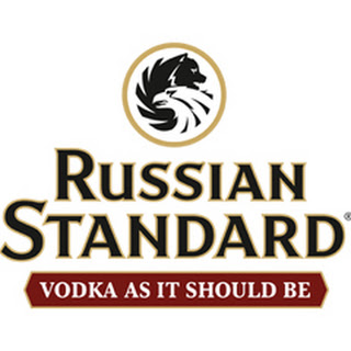 Moscow Mule with Russian Standard Vodka.
