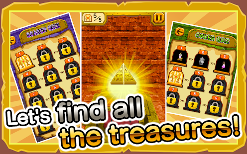 Quiz! Match and Treasure - screenshot thumbnail