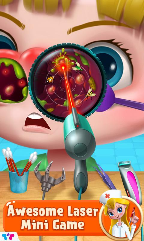 Nose Doctor X: Booger Mania- screenshot