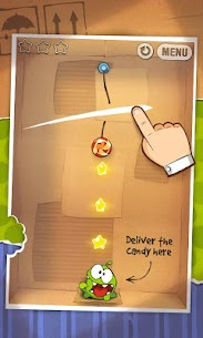 Cut the Rope FULL FREE 3.2.0 (Unlimited Superpowers/Hints) MOD 9