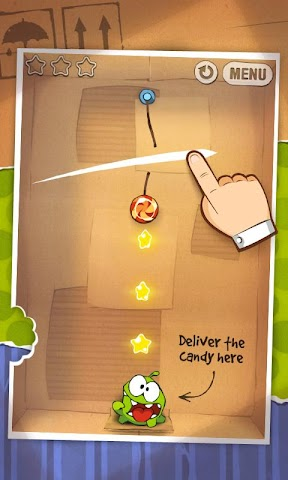 android Cut the Rope FULL FREE Screenshot 1