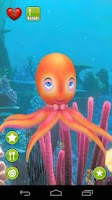 Screenshot of Talking Octopus
