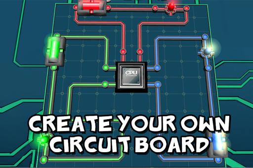 Circuit Board Electric Chain